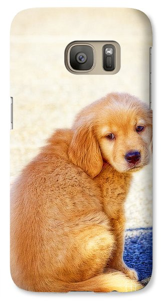 Galaxy Case featuring the photograph Can I Play Too by Eleanor Abramson