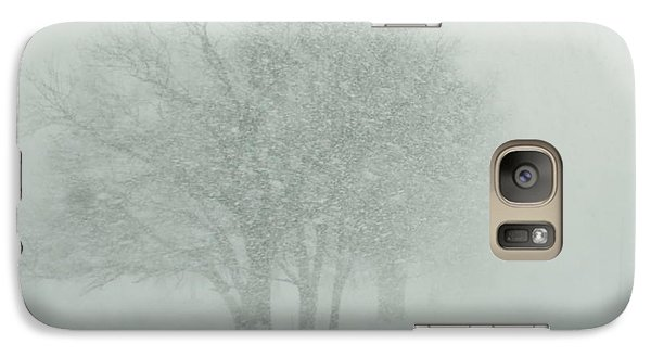 Galaxy Case featuring the photograph Can You See by Deborah DeLaBarre