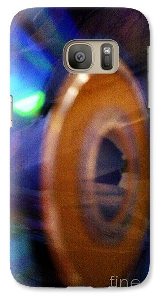 Galaxy Case featuring the photograph Can You Tell What It Is Yet? by Martin Howard