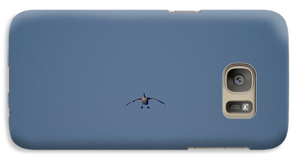 Galaxy Case featuring the photograph Canada Cleared For Landing by Mark McReynolds