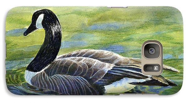 Canada Goose Reflections Galaxy S7 Case