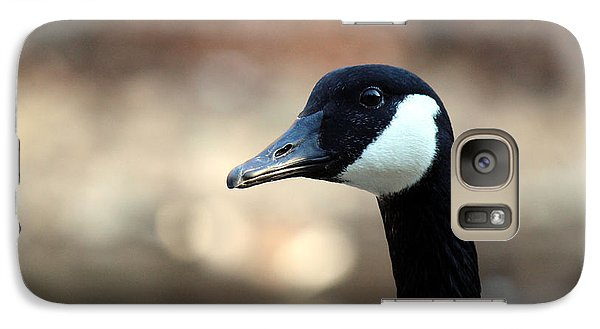Galaxy Case featuring the photograph Canadian Goose by David Jackson