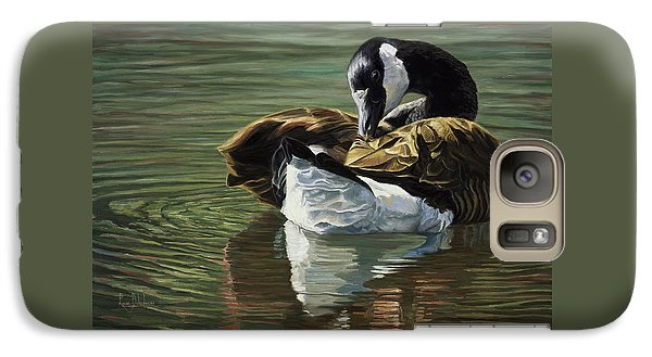 Canadian Goose Galaxy S7 Case