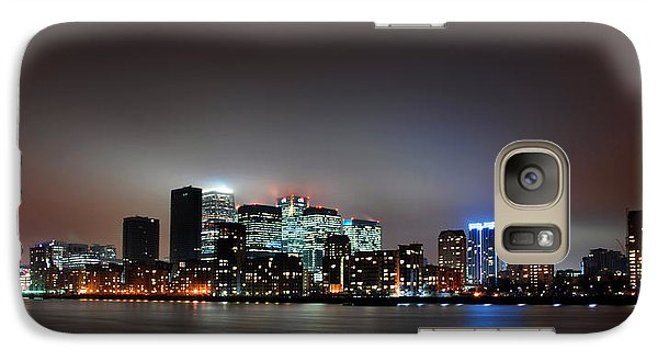 London Skyline Galaxy S7 Case by Mark Rogan