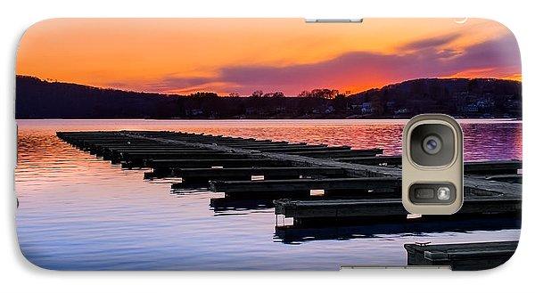 Candlewood Lake Galaxy S7 Case