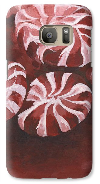 Galaxy Case featuring the painting Candy by Natasha Denger
