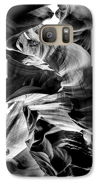 University Of Arizona Galaxy S7 Case - Canyon Flow by Az Jackson