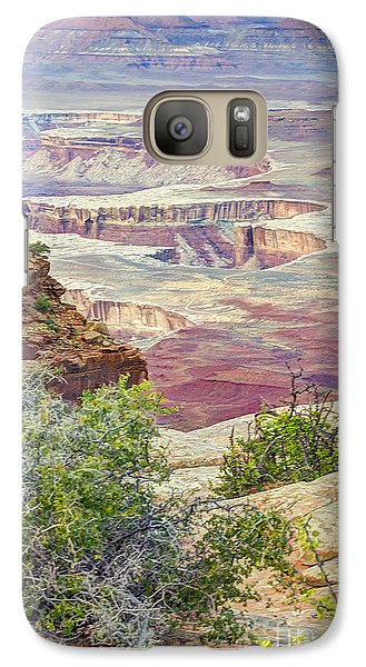 Canyon Lands Galaxy S7 Case