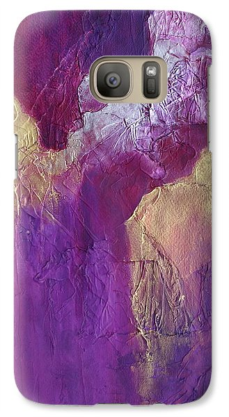 Galaxy Case featuring the painting Canyonlands by Nancy Jolley