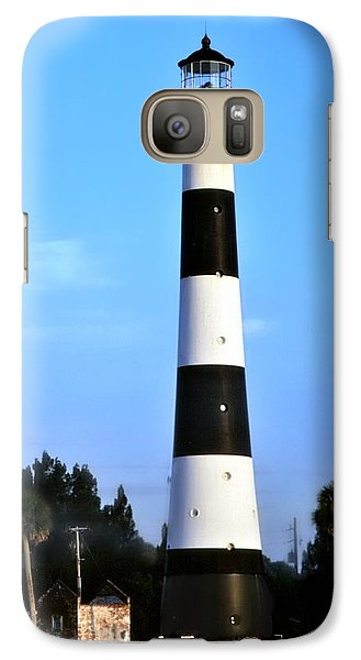 Cape Canaveral Light Galaxy S7 Case
