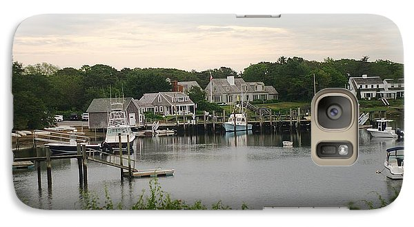 Galaxy Case featuring the photograph Cape Cod At Dusk by Suzanne Powers