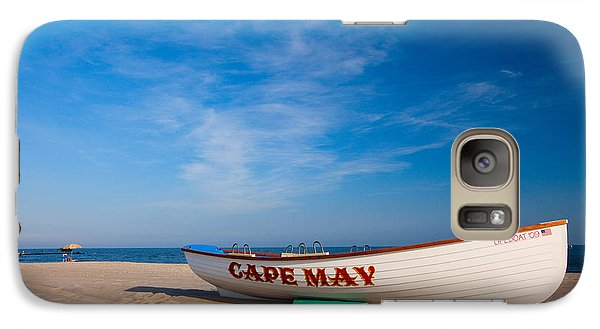 Cape May Galaxy S7 Case