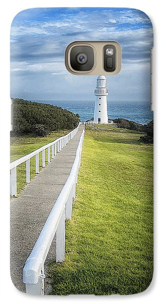 Galaxy Case featuring the photograph Cape Otway by Kim Andelkovic