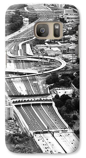Galaxy Case featuring the photograph Capital Beltway by Nicola Nobile