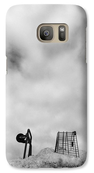 Cart Art No. 10 Galaxy S7 Case