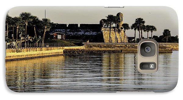 Galaxy Case featuring the photograph Castillo De San Marcos by Anthony Baatz