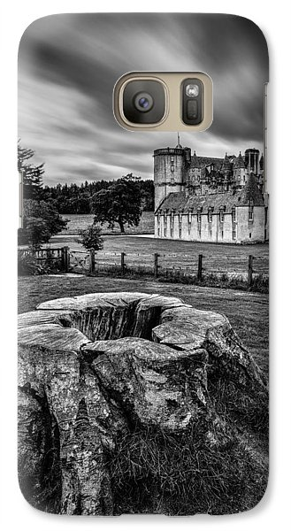 Castle Fraser Galaxy S7 Case by Dave Bowman