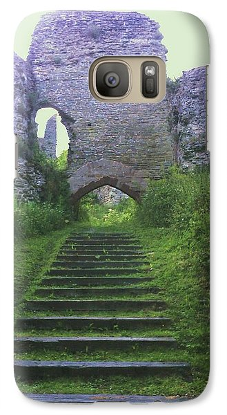 Galaxy Case featuring the photograph Castle Gate by John Williams