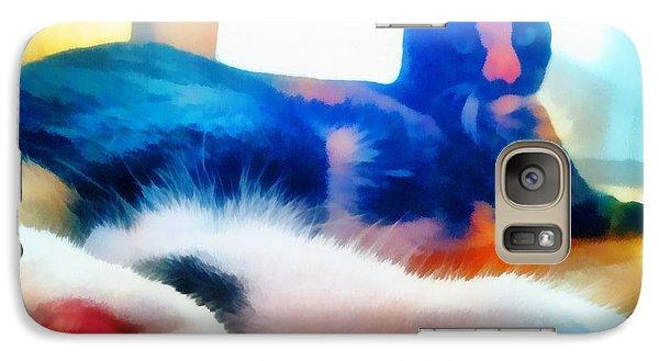 Cat Feet Galaxy S7 Case