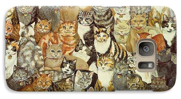 Cat Spread Galaxy S7 Case