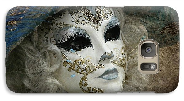 Galaxy Case featuring the photograph Catfairy by Barbara Orenya