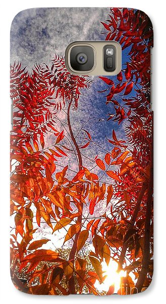 Galaxy Case featuring the photograph Catharsis by CML Brown