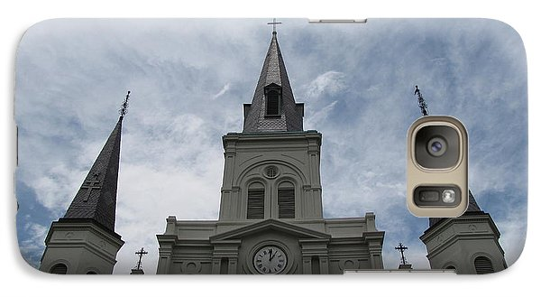 Galaxy Case featuring the photograph Cathedral I by Beth Vincent