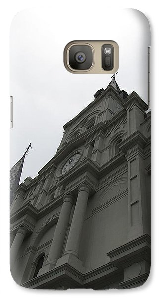 Galaxy Case featuring the photograph Cathedral II by Beth Vincent