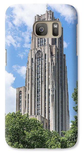 Cathedral Of Learning - Pittsburgh Pa Galaxy S7 Case