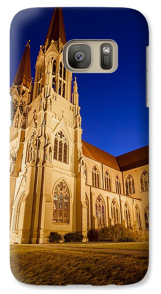 Morning At The Cathedral Of St Helena Galaxy S7 Case