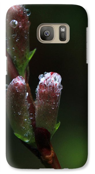Catkin Raindrops Galaxy S7 Case