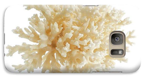 Cauliflower Coral Galaxy S7 Case