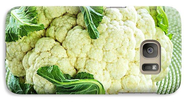 Cauliflower Galaxy S7 Case