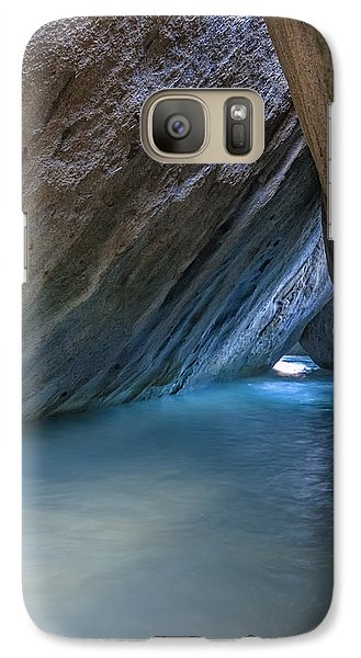 Cave At The Baths Galaxy S7 Case