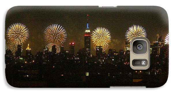 Galaxy Case featuring the photograph Celebrate Freedom by Carl Hunter
