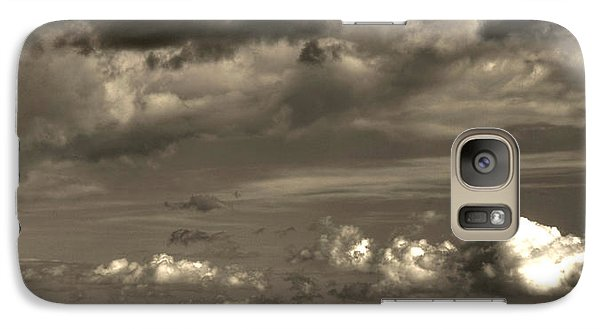 Galaxy Case featuring the photograph Celebration by Greg DeBeck