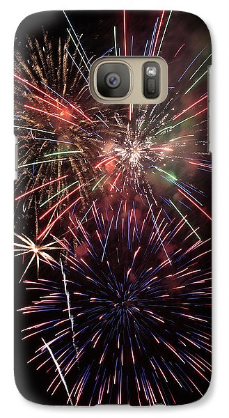Galaxy Case featuring the photograph Celebration by Harold Rau