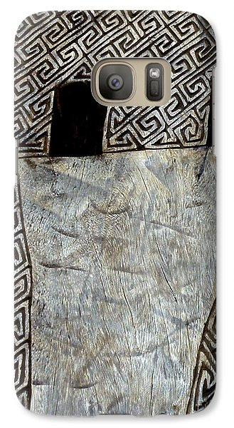 Galaxy Case featuring the photograph Celtic Way by Robert Riordan