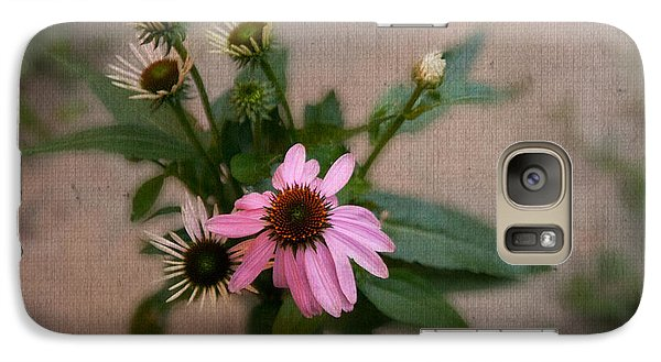 Galaxy Case featuring the photograph Center Of Attention by Terri Harper