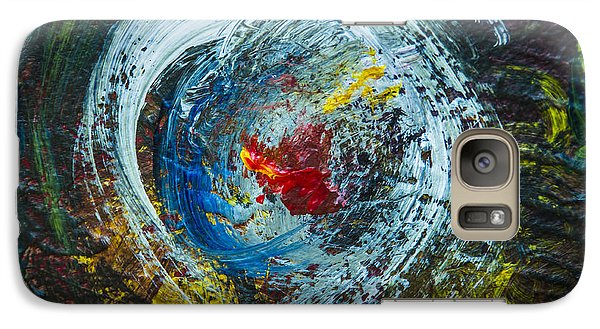 Centered Heart Galaxy S7 Case