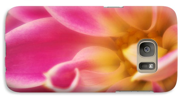 Galaxy Case featuring the photograph Cerise by Graham Hawcroft pixsellpix
