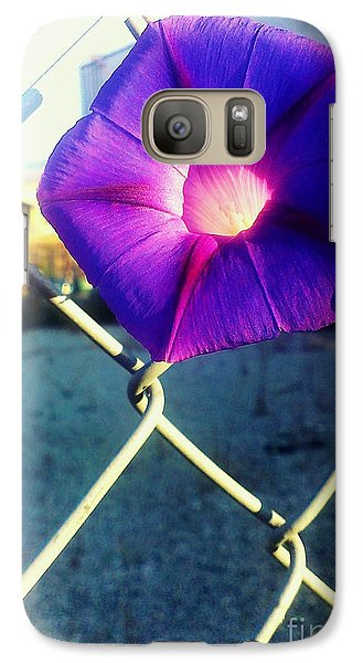 Galaxy Case featuring the photograph Chained Splendor by James Aiken