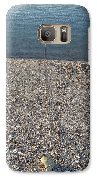 Galaxy Case featuring the photograph Champagne Chillin by Robert Nickologianis