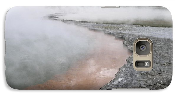 Galaxy Case featuring the photograph Champagne Pool by Christian Zesewitz