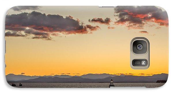 Galaxy Case featuring the photograph Adirondack Twilight by Jeremy Farnsworth