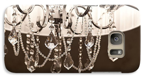Galaxy Case featuring the photograph Chandelier by Aiolos Greek Collections