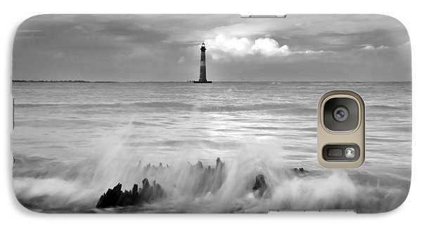 Galaxy Case featuring the photograph Change Of Time by Serge Skiba