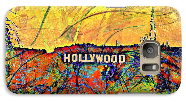 Mount Rushmore Galaxy S7 Case - Chaos by Az Jackson