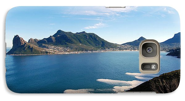 Galaxy Case featuring the photograph Chapman's Peak by Harvey Barrison