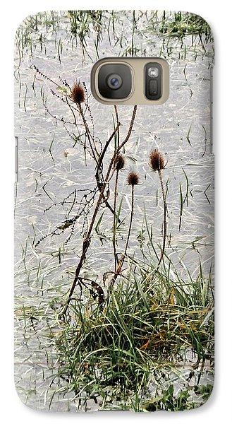 Chardons Trempes Galaxy S7 Case